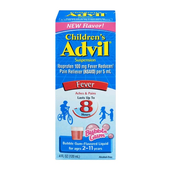 Children's Advil Recall