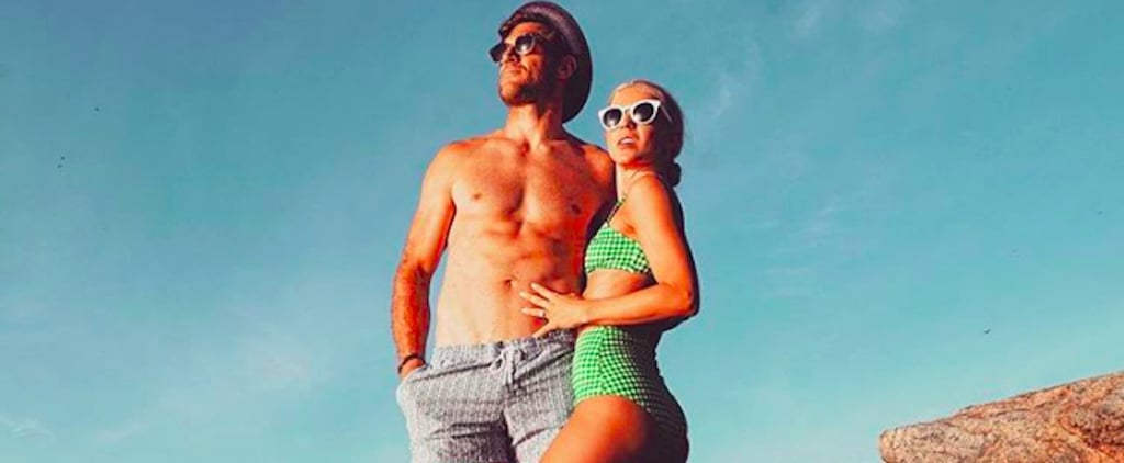 Julianne Hough Gave Up the Romantic Honeymoon Bikini For Something Way Trendier