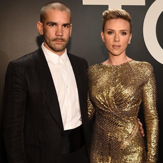 Scarlett Johansson and Romain Dauriac Custody