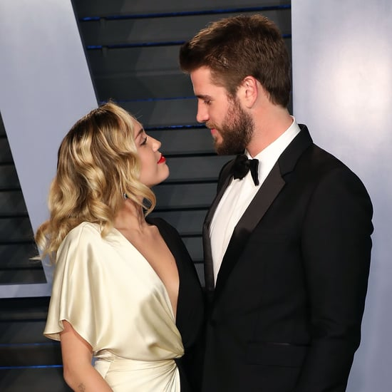 Miley Cyrus Talks About Liam Hemsworth in Vanity Fair 2019