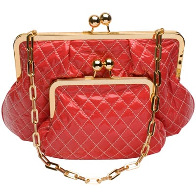 Look! We're Giving Away a Goldenbleu Audra Candy Convertible Clutch