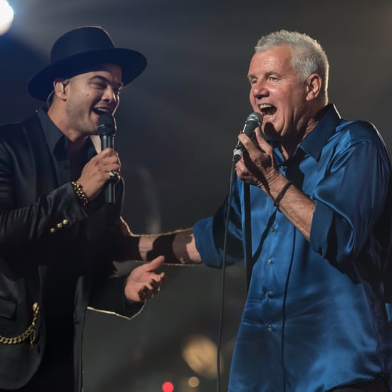 """Horses"" Performance Daryl Braithwaite, Guy Sebastian ARIAs"