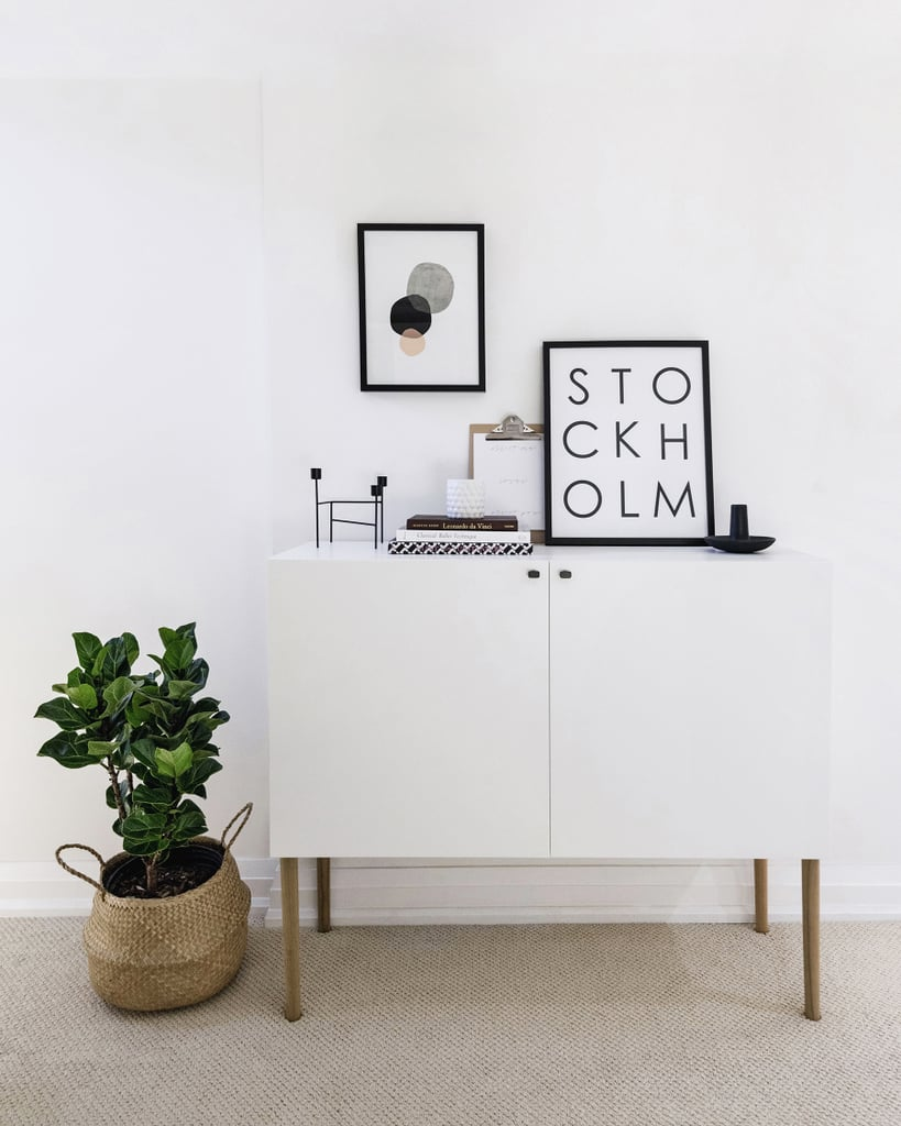 ikea besta hacks popsugar home. Black Bedroom Furniture Sets. Home Design Ideas