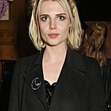 Lucy Boynton at the Alexa Chung Fantastic Collection Party