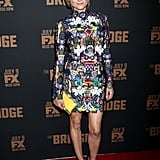 Diane Kruger at The Bridge LA Premiere in 2014