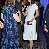 Kate Middleton Preen Dress July 2017