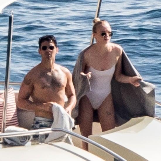 Joe Jonas and Sophie Turner Honeymoon Pictures