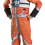 Star Wars Kids' X-Wing Fighter Deluxe Costume