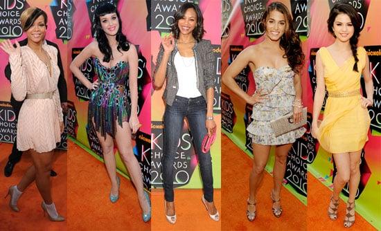Photos From Kids Choice Awards