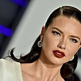 Adriana Lima at the 2019 Vanity Fair Oscars Party