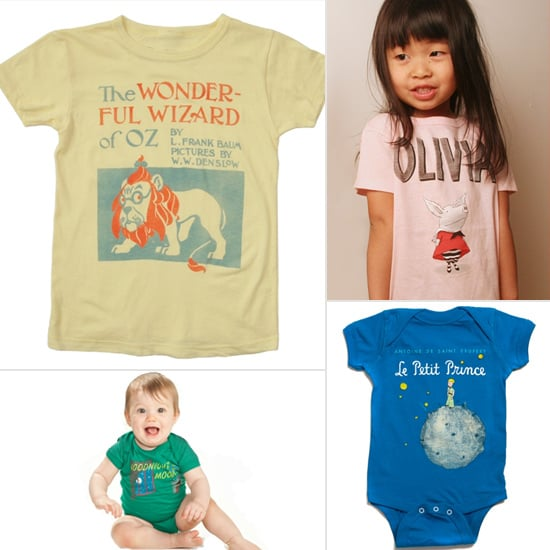 Line We Love: Out of Print Clothing For Little Readers
