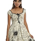 Harry Potter Marauder's Map Dress