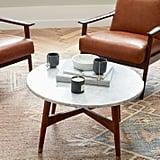 Marble Reeve Mid-Century Coffee Table