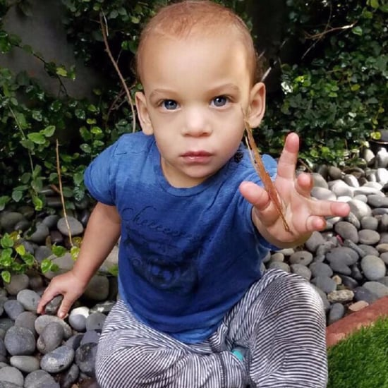 Tyra Banks Shares Photo of Son York on Instagram June 2017