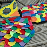 Bird Mask and Wings Set ($60)