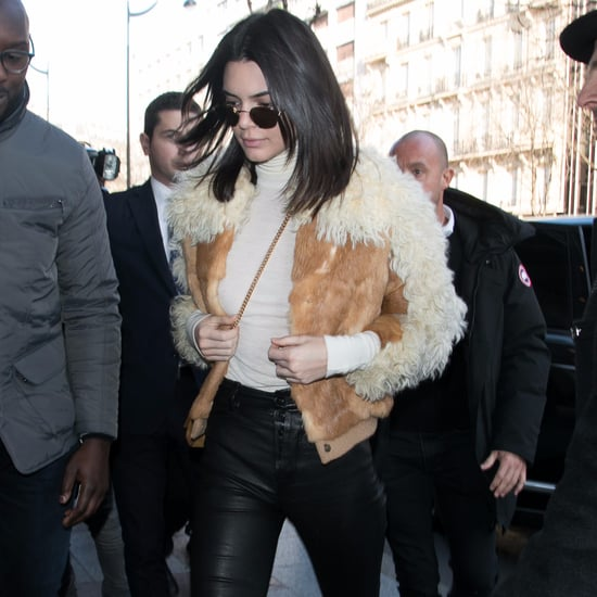 Celebrities Wearing Leather Pants Shop Online