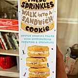 Trader Joe's These Sprinkles Walk Into a Sandwich Cookie