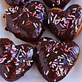 Chocolate Red Wine Biscuit Doughnuts