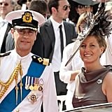 Sophie, Countess of Wessex: Prince Albert of Monaco and Charlene Wittstock