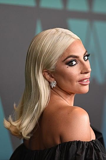 Lady Gaga Golden Globes 2018 Beauty Look Prediction