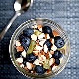 Blueberry Pineapple Overnight Oats