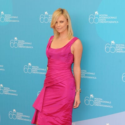 Charlize Theron in Venice