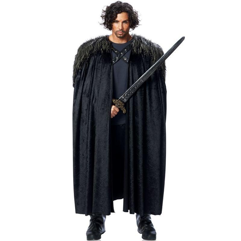 Knights Watch Faux Fur Cloak ($50)
