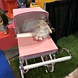 Silver Cross Princess Doll's Pram