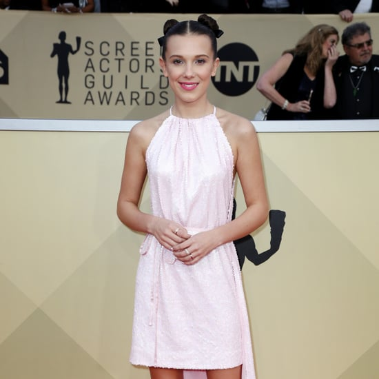 Millie Bobby Brown's Dress at SAG Awards 2018