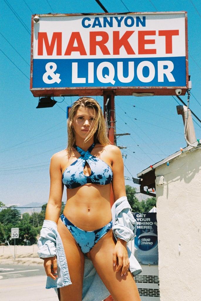 Sofia Richie x Frankies Bikinis Sunny Top & Bottom