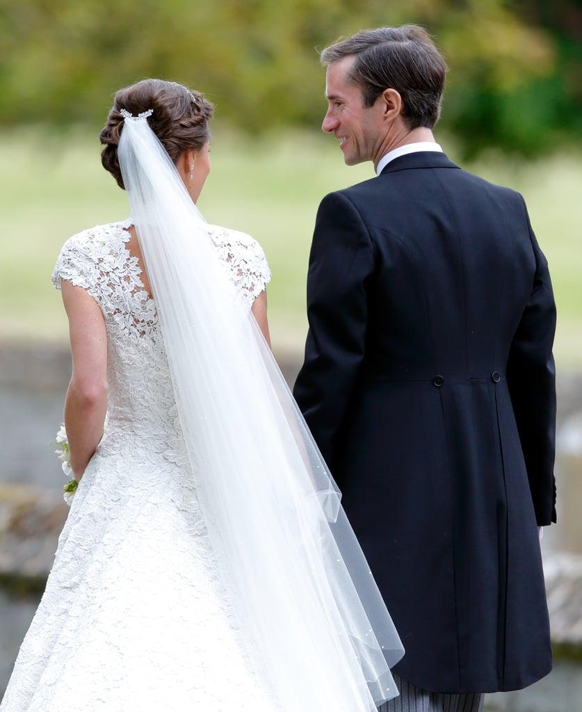 Pippa Middleton Wedding Hair | POPSUGAR Beauty UK Photo 3