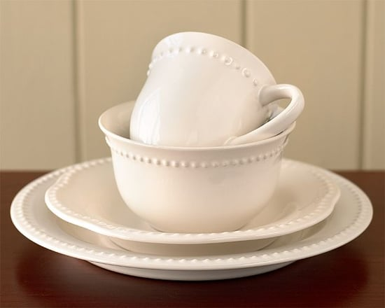 Wedding Registry 101: Dinnerware
