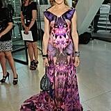 Sarah Jessica Parker in Alexander McQueen
