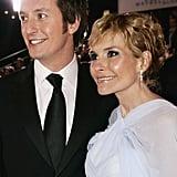 Rove McManus and Belinda Emmett, May 2005