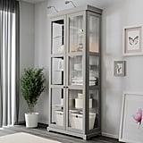 Liatorp Glass-Door Cabinet