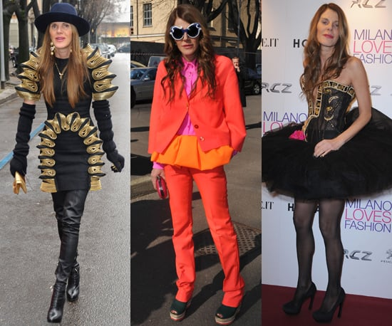12 Days, 12 Amazing Outfits from Anna Dello Russo