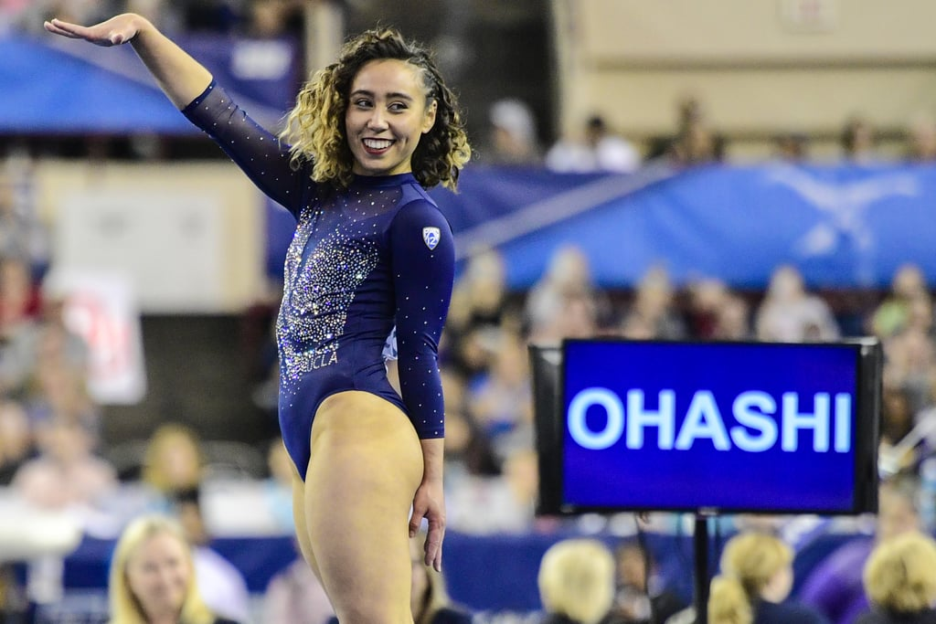 Katelyn Ohashi's Exercise Moves to Do at Home
