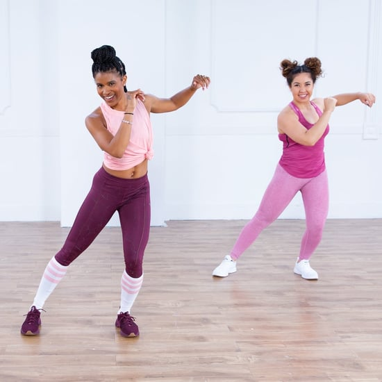 Live Workouts on POPSUGAR Fitness's Instagram, Week of 8/3