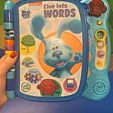LeapFrog Blue's Clues & You! Clue Into Words