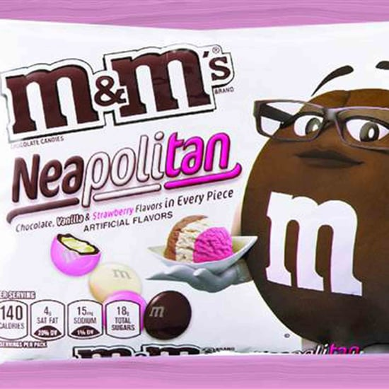 What are Neapolitan M&M's?