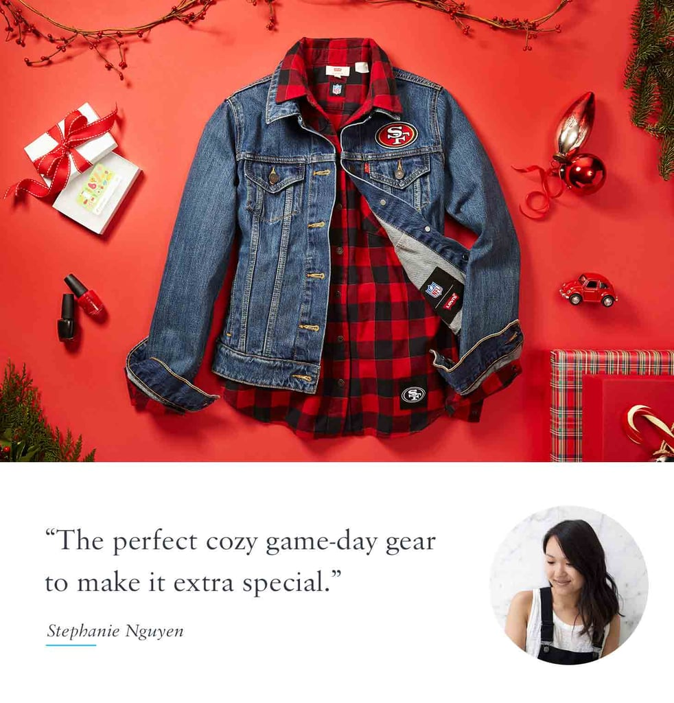 How Stephanie Puts Together a Stylish Sports Package for Her Sister