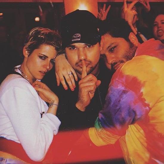 Kristen Stewart at Taylor Lautner's Birthday Party 2019