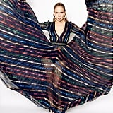 With Her Magical Dress, Jennifer Lopez Is the Only Idol We See
