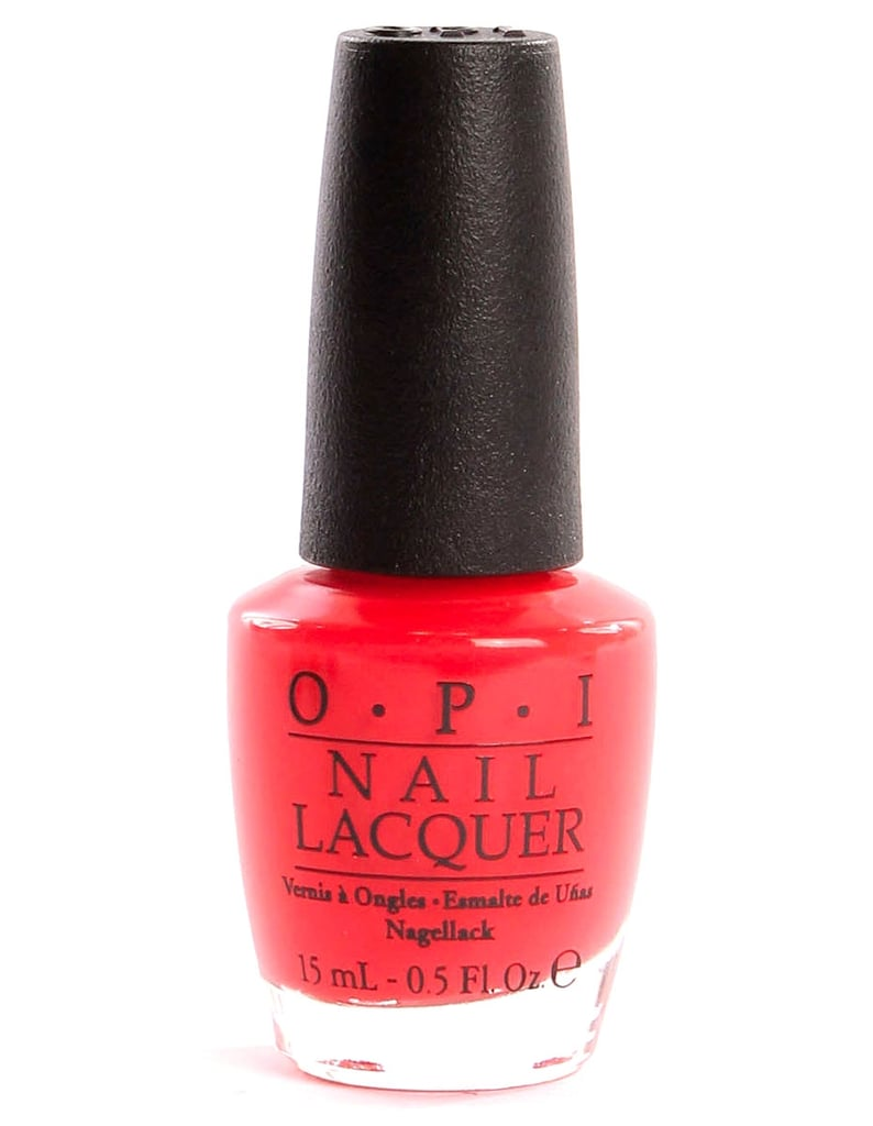 OPI Nail Polish in On Collins Ave ($10)