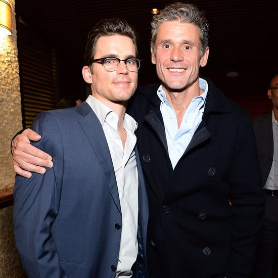 Matt Bomer and Simon Halls Cute Pictures