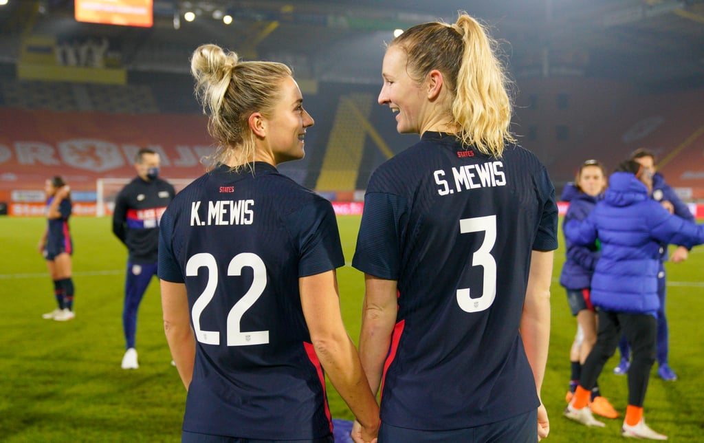 Sisters Sam and Kristie Mewis Named to the US Olympic Roster