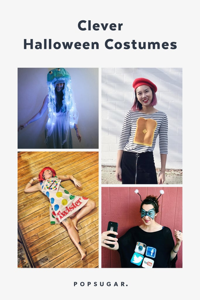 clever halloween costumes 2018 popsugar smart living