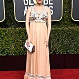 Kate Mara at the 2019 Golden Globes