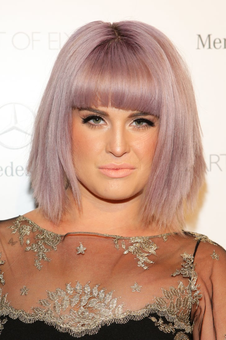 kelly osbourne celebrity hair and makeup at the art of