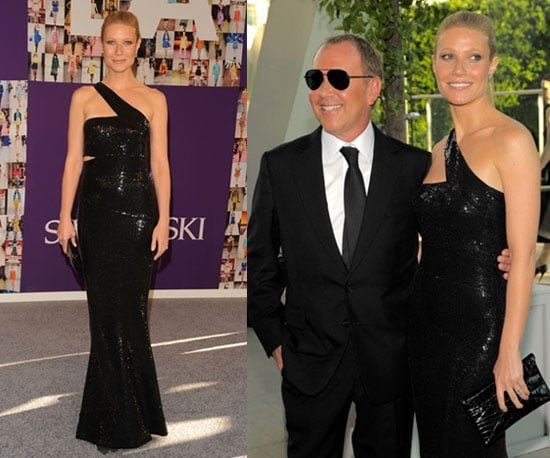 Gwyneth Paltrow at 2010 CFDA Awards